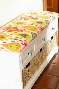 Diy No Sew Slipcover Give Your Seats A Makeover With These 19 Diy Bench Cushions
