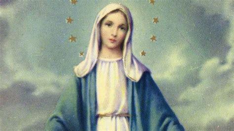 imagenes de la virgen maria la milagrosa inmaculada virgen mar 237 a de la medalla milagrosa infovaticana