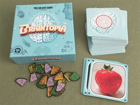 Braintopia Board braintopia is packed with challenges the board family boardgamelinks