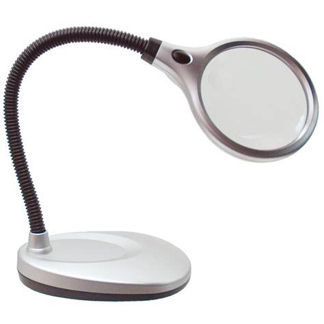 maxiaids ultraoptix desktop led lighted magnifier