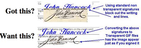 How To Make Your Own Signature On Paper - transparent signature get your own transparent signature