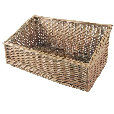 wicker beds wicker pet baskets beds large wicker dog bed australia
