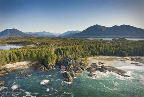 Comfort Inn National City Wickaninnish Inn Tofino Canada