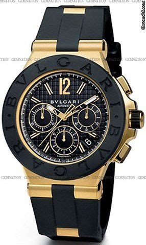 Bvlgari Diagono Rosegold Combi 07 17 best images about bulgari watches on