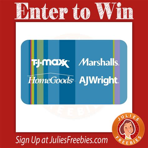 Tjx Rewards Sweepstakes - tjx rewards access something sweet sweepstakes and instant win game julie s freebies