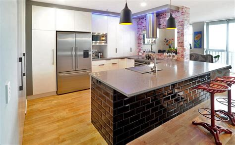 apartment kitchen design nz parnell apartment kitchen mixes old with new kitchens