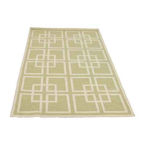 green and white rug green and white rug rugs ideas