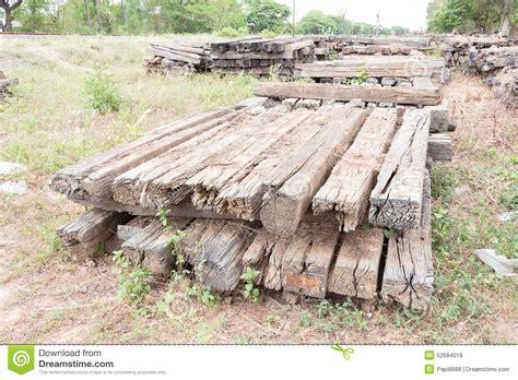 Wood Railway Sleepers by Image Gallery Railway Sleepers