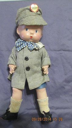 composition army doll 1929 composition skippy soldier by effanbee soldiers and