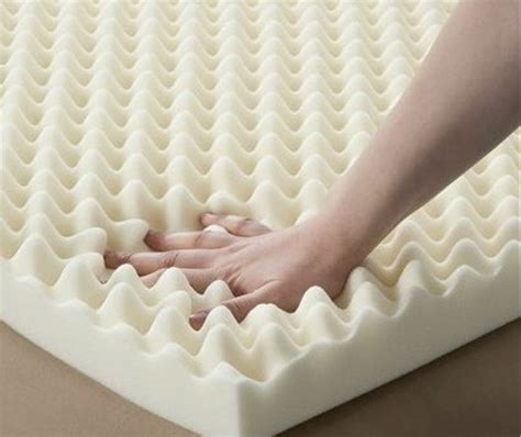 Egg Mattress Foam by Egg Box Mattress Topper Overlay On Sale Available