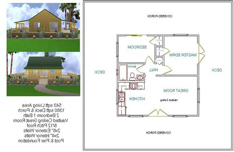 house plans blueprints house plans x plan due to small 24x24 designs cabin cottage floor withoft top with loft charvoo