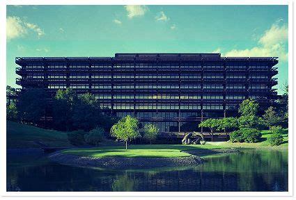 Deere Corporate Office by Deere World Headquarters