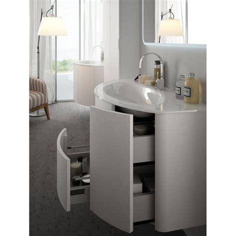 mobile da bagno sospeso baden haus mobile da bagno sospeso 90 cm frassino