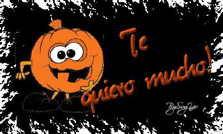 Quiero Imágenes De Halloween   tarjetas de te quiero mucho