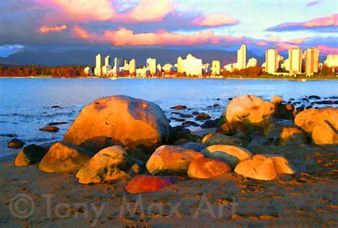 Marvelous Fine Art Studio #2: Radiant-Rocks---Kits-Beach-Watermark.jpg
