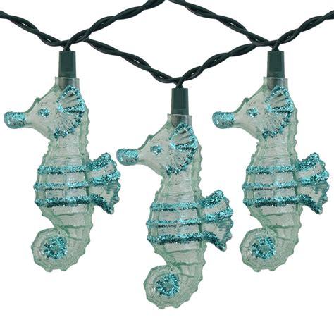 Tropical String Light L seahorse tropical string light set