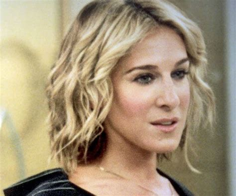 Carrie Bradshaw Hairstyles by Carrie Bradshaw S Hair Evolution Seasons Hair And