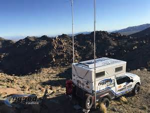 rugged build rugged radios builds relay vehicle for road race