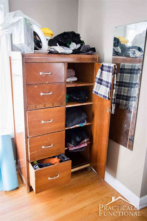 His And Closet by His And Hers Master Closet Makeover