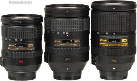 Nikon D5000 Lensa 18 105vr 4 nikon 28 300mm vr review