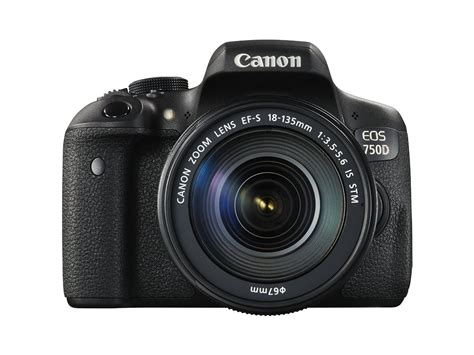 Canon Eos 750d 18 135mm Stm Wifi canon eos 750d kit with 18 135mm is stm dslr new