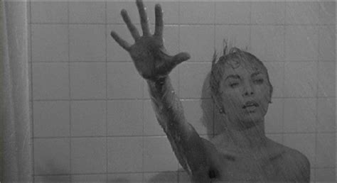 Psycho Shower by Psycho 1960 Review Basementrejects