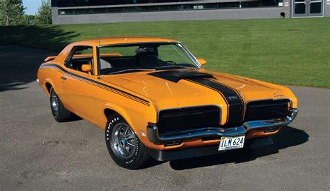 The 1970 Mercury Cougar Eliminator Was a Classy Mach One
