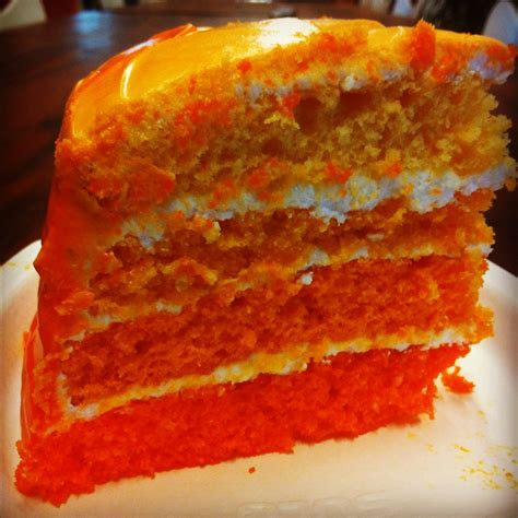 Get Rid Of The Summer Cake Look Newsvine Fashion 3 by Orange Creamsicle Cake Bits Of