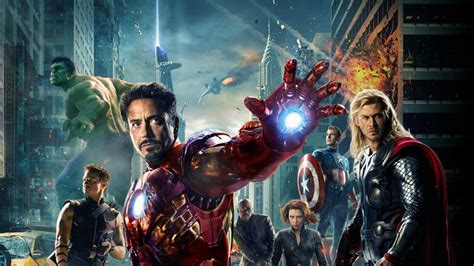film marvel super heroes the avengers movie review
