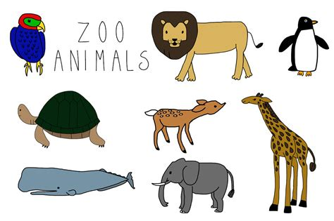 zoo animal clipart zoo animal clipart www imgkid the image kid has it