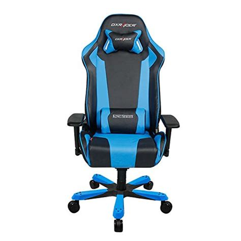 king series gaming chairs dxracer official website best gaming chair and desk in the world dxracer oh ks06 nb black blue king series gaming chair with warranty ebay