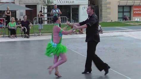 schow and nerbonne samba danse passion narbonne youtube