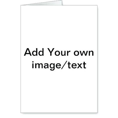 Blank Half Fold Greeting Card Template by Half Fold Greeting Card Template Medium Small Four