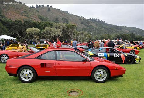 Ferrari Mondial T by Ferrari Mondial T Information And Photos Momentcar
