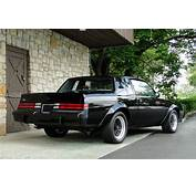 1987 BUICK GRAND NATIONAL GNX  184006
