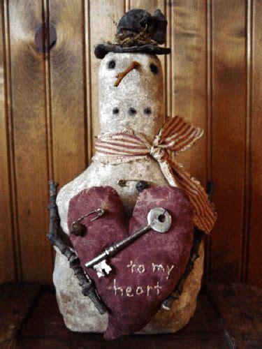 1000  images about Primitive Valentine's Decorations on