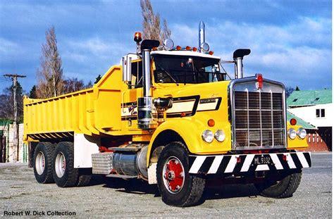 kenworth models history kenworth w900 commercial vehicles trucksplanet