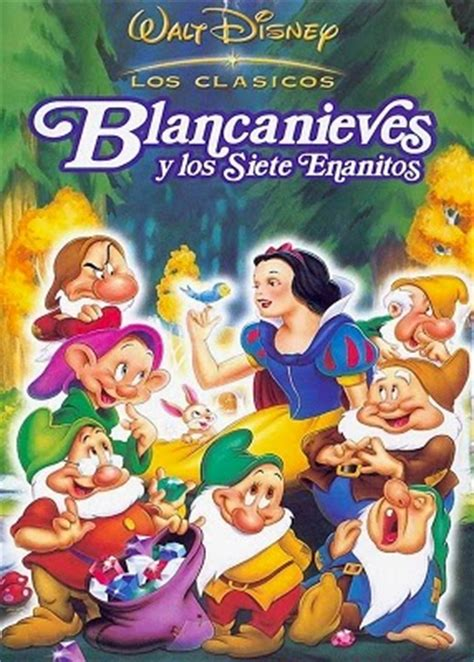 blancanieves y los siete blancanieves y los siete enanitos pelicula completa online