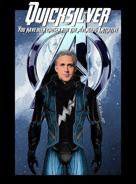 quicksilver movie rights quicksilver of the the avengers initiative by geektruth64