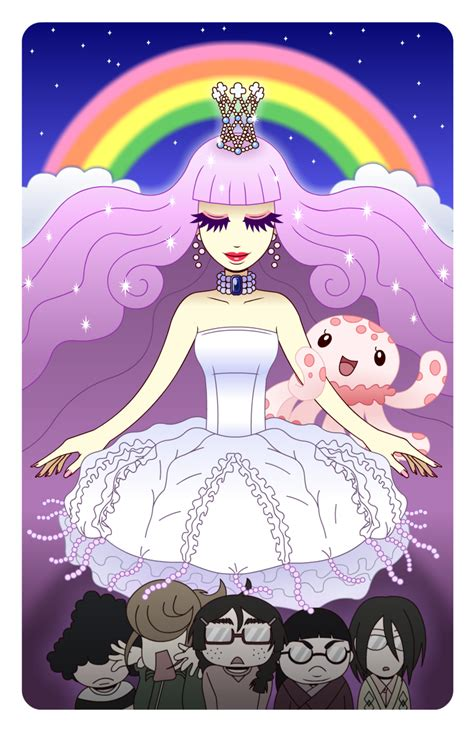 princess jellyfish jellyfish princess quotes quotesgram