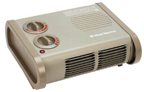 houseboat product review west marine portable cabin heater