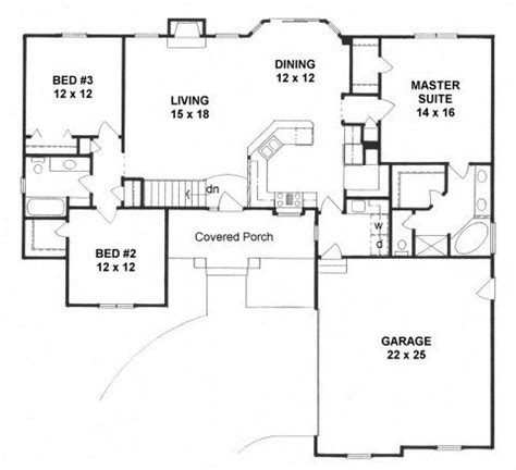 house plans with garage on side 17 best images about floor plans on pinterest retirement