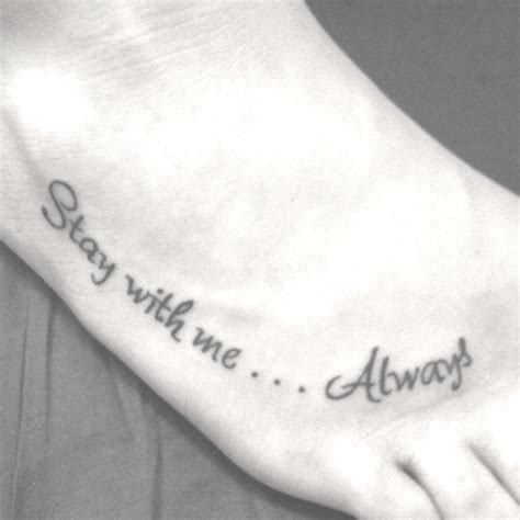 both my feet have tattoos already but i love this if i