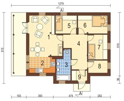 imagenes de planos de casas imagenes de planos sencillos para casas de una planta