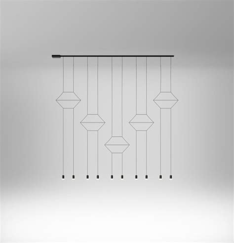 design milk submissions lighted line drawings wireflow by arik levy for vibia