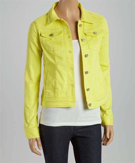colored jean jackets colored denim womens jacket creative india exports