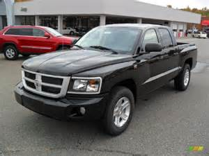 2011 Dodge Dakota Crew Cab 2011 Dodge Dakota Big Horn Crew Cab In Brilliant Black