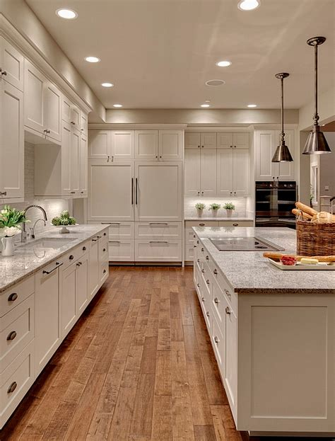 kitchen with white cabinets kitchen cabinets the 9 most popular colors to from