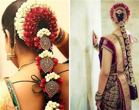 hairstyles for tamil weddings 10 best images about gajra on pinterest jasmine