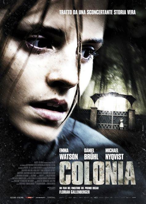 film con emma watson colonia emma watson trailer italiano poster cast